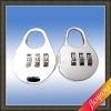 3 digital combination luggage lock