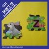 eva fridge magnet/magnet puzzle