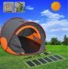 Hiking Flexible solar panel solar power tent