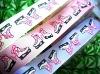 25mm Lovely pattern printed for children grosgrain ribbon
