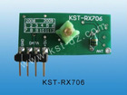 low cost 315/433mhz ASK Superregeneration receiver module (KST-RX706)