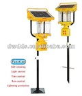 2012 UV Lamp Solar radial insect killer lamp/mosquito lamp new