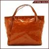 2012 new dsign genuine leather ladies handbag, cowhide shoulder bag