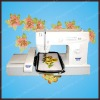 Multi-function home computer embroidery machine