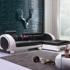 modern design sofa set RD824