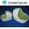 Soft eco-friendly baby sleeping basket