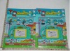the cartoon smurfs ies schtroumpfs set and tablet
