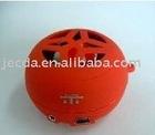 portable 3.5Audio Mobile speaker sp-801,hamburger speaker