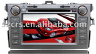 GPS and Car DVD Player for Corolla with Bluetooth