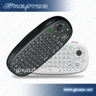 Mini Wireless Keyboard With Trackball Mouse