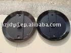 Blade carrier for rotary cutters