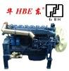 Truck diesel engine