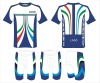 oem lastest design cycling jersey/cycling wear