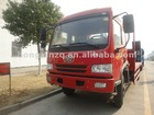 FAW 4*2 Flat bed truck