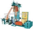SJ-FM1300-2300 Three To Five Layer With upper rotary take up unit type Co-extrusion Film Blowing Machine