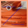 Double PVC Orange/White Welding Cables for Malaysia