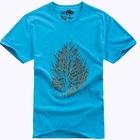 hot selling mens blue t-shirt