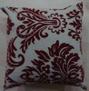 Velvet cushion/pillow