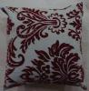Velvet cushion/pillow