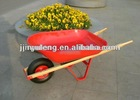 Ore wheelbarrow,wooden square handles ,Garden wheel barrow , farm wheel barrow