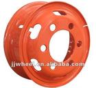steel chrome wheel