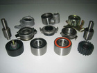 Automotive bearings, chrome steel gcr15, long life