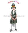 TZ201325 Snake Mascot Costume, Snake Costume For Kids