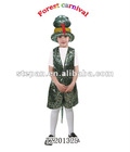 TZ201325 Snake Mascot Costume, Snake Costume For Kids