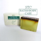 100g tea tree natural soap in a paper box