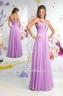 Fabulous a-line beaded halter neck patterns for bridesmaids dresses