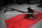 Troweling machine