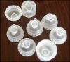 polypropylene hermetic cap for plastic rinses containers