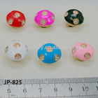mobile jewelry attractive design mushroom dust plugs rabbit ear caps