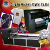 large format t-shirt flatbed printer