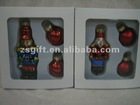 preiswert factory supplied glass doll christmas ornaments