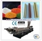 HS High-quality SHJ-65 Co-rotating Twin-screw Extrusion machinery