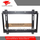 Tilting 0 Degree LCD TV Stainless Steel Wall Mount Bracket