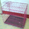 PVC Coated Female Rabbit Cage
