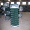 high quallity PVC Chian Link Netting/Wire Mesh Manufacture