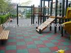 Kindergarten Rubber Tiles