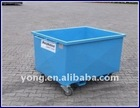 paper recycling dust bin