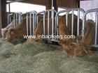 Cattle livestock headlock cattle feed trough IN-M212