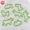 Different shape super elastic silicone rubber bands