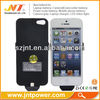 2500mah High quality external battery case for iphone 5