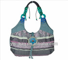 New product yunnan 100% handmade cotton shoulder bag