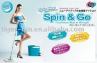 Mega Cleaner 360 Spin Mop & Spin Dry Bucket