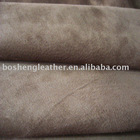pig suede for shoe or clothes