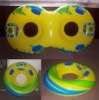 fashionable pvc Inflatable swimming ring