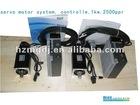 servo motor system controlle 1kw 2500ppr