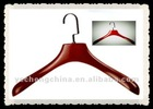 Deluxe and marvellous high Glossy Coat hanger clothes hanger
